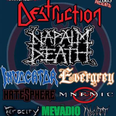 Aalborg Metal Festival 2003
