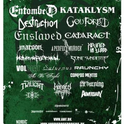 Aalborg Metal Festival 2006