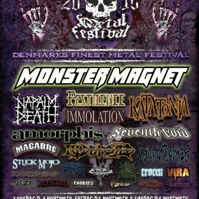 Aalborg Metal Festival 2010