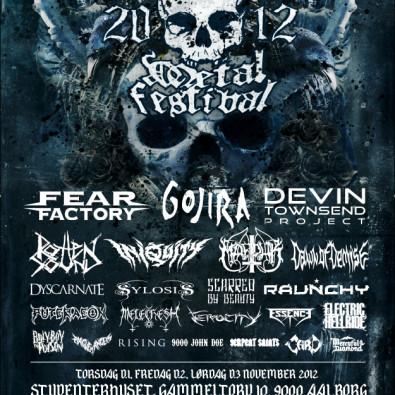 Aalborg Metal Festival 2012