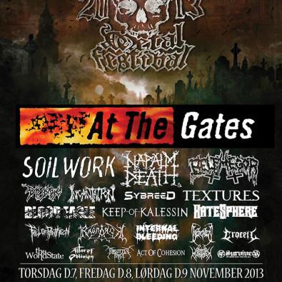 Aalborg Metal Festival 2013