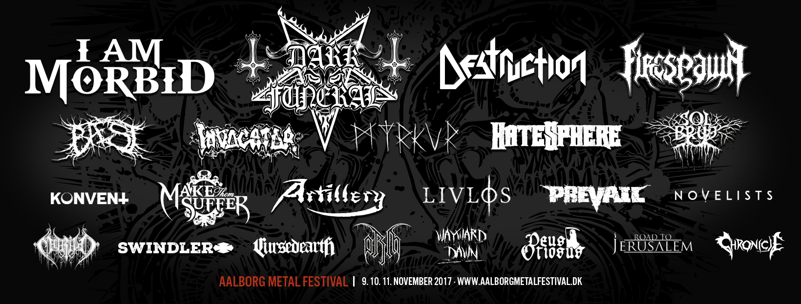 Aalborg Metal Festival 2017