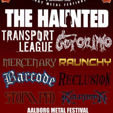 Aalborg Metal Festival 2002