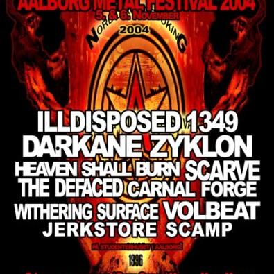 Aalborg Metal Festival 2004