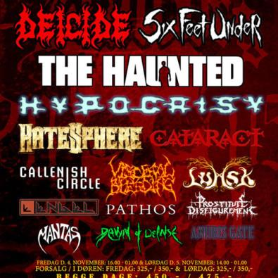 Aalborg Metal Festival 2005