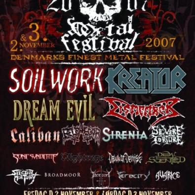 Aalborg Metal Festival 2007
