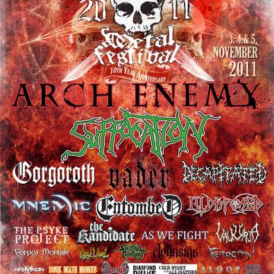Aalborg Metal Festival 2011