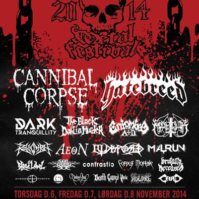 Aalborg Metal Festival 2014