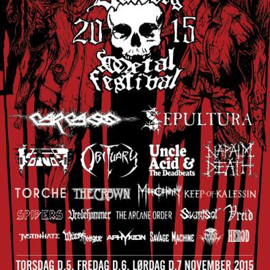 Aalborg Metal Festival 2015